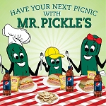 4x4 Pickle's Family Picnic - PICK UP ONLY ITEM